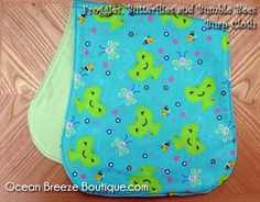 Froggies Butterflies and Bumble Bees  by oceanbreezeboutique, $6.00