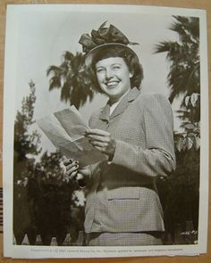 Friends of Betty MacDonald™ - Betty in Hollywood