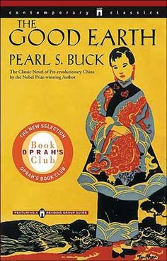 Great book.  Love Pearl Buck's descriptions of the customs and traditions of the Chinese, at that time.
