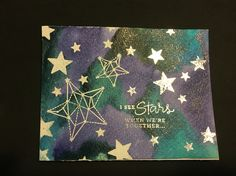 Recreated Nina-Marie Trapani's card from the August @simonsaysstamp card kit