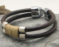 EXPRESS-Versand-Herren-Armband. Männer von eliziatelye auf Etsy