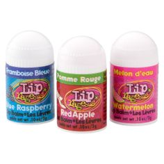 Lip Rageous Assorted Lip Balm - Loved the blue raspberry!!