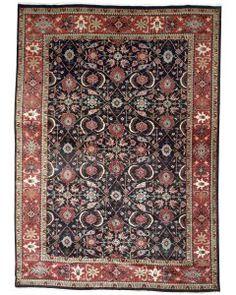 New Contemporary Persian Bijar Area Rug 58661 - Area Rug