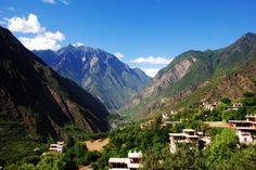 Meet the charming Tibetan Village - Sichuan Danba, Sichuan Danba Village Travelogue