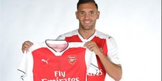 Arsenal Seal Move For Spanish Striker Perez   Arsenal have completed a deal to sign Spanish striker Lucas Perez from Deportivo La Coruna the Premier League club announced on Tuesday. Arsenal did not disclose either the length of Perezs contract or the transfer fee but British media reports said the 27-year-old had cost around 17 million pounds ($22.3 million 20 million euros).  Arsenal are also believed to be close to signing Germany defender Shkodran Mustafi from Valencia for around 35…