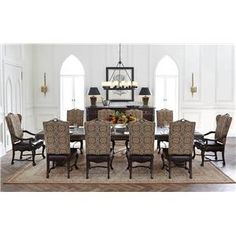 Lovely formal Dining Room Sets with Buffet