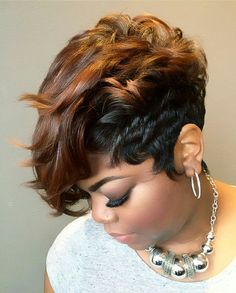 Gorgeous cut and color