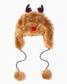 Reindeer Trapper Hat Trapper Hats 54141b7d00d1