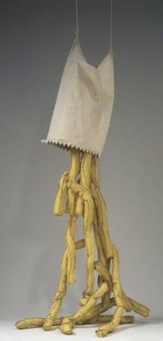 Claes Oldenburg - soft sculptures, junk food, popular culture, present, consumerism