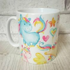 Hey, I found this really awesome Etsy listing at https://www.etsy.com/uk/listing/271054967/watercolour-unicorn-mug-cute-cutie-sweet