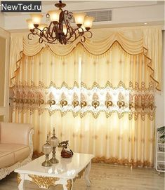 European Hollow Water Solution Embroidery Shade Curtains for Living Dining Room Bedroom. Living Room Decor Curtains, Swag Curtains, Luxury Curtains, Home Curtains, Burlap Curtains, Custom Curtains, Classic Curtains, Elegant Curtains, Modern Curtains