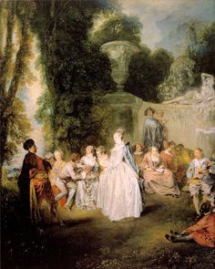 ANTOINE WATTEAU  Discover the coolest shows in New York at www.artexperience...