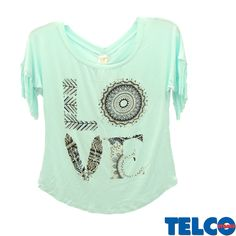 All you need is love & this cute tee