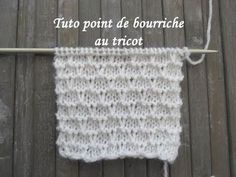 Ce point est très facile à tricoter : Nombre de mailles pour la symétrie : Multiple de 2 + 1 + 1 maille lisière à chaque extrémité . Rang 1 : tricoter toutes...
