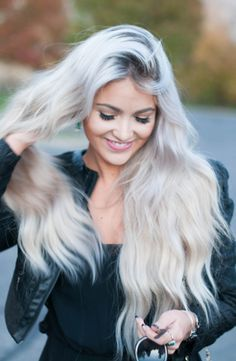 New year, new hair! <3 | 100% Remy Clip in human hair extensions| 45 shades available | Extra thick double wefted | Free worldwide delivery | visit www.cliphair.co.uk