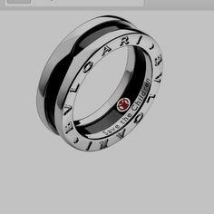 So lovin my pretty new ring :)