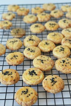 pork floss melt in mouth cookies
