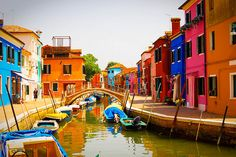 Beautiful Italy by Davis McCutcheon, via Flickr.  Love the colors.