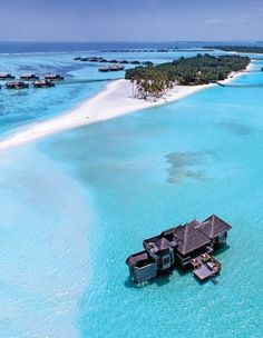 Gili Lankanfushi, Maldives is one of the places you should consider for your honeymoon.