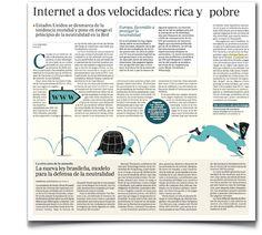 Las consecuencias de amenazar la neutralidad de la red
