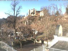 Webcams und Livecams - Schwangau im Allgäu Neuschwanstein, Mount Rushmore, To Go, Germany, Mountains, House Styles, Frame, Places, Nature