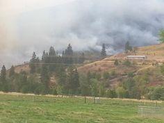New fire near Tucanon