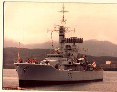 HMS Ariadne - Third ship - 1974-1975 Navy Exchange, Navy Ships, British Army, Royal Navy, Ghosts, 21st Century, Past, Third, Spanish