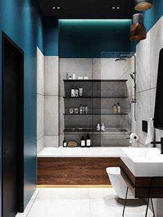 Bathroom decor, Bathroom decoration, Bathroom DIY and Crafts, Bathroom Interior design Washroom Design, Modern Bathroom Design, Bathroom Interior Design, Modern Bathroom Furniture, Modern Design, Minimal Bathroom, Bath Design, Tile Design, Wood Design