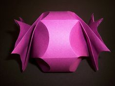Origami-Candy Boxes
