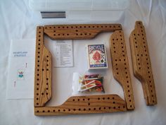 Pattern For Pegs And Jokers Game Board By Goofy