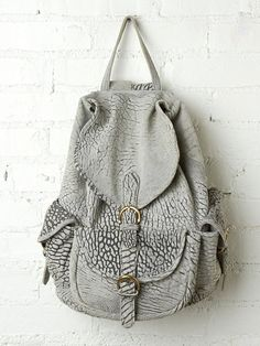 7 Chi White Oak Backpack at Free People Clothing Boutique