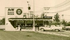 A & W Thunder Bay, Ontario I remember going to the one on Cumberland Ave.