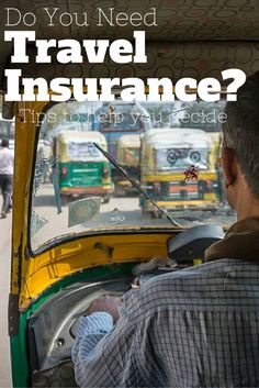 Do you need travel insurance? Many people go abroad thinking that they won't ever need it. Here's a few tips to help you decide if you need travel insurance. click through to read the article