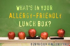 What's for Lunch? - Chalk One Up for the Teacher