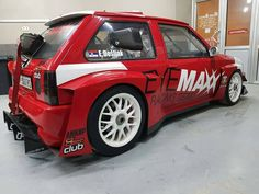 Custom Opel Corsa with a Mid-Engine Twin-Turbo Audi – Engine Swap Depot Cool Car Drawings, Fiat 126, Engine Swap, Race Engines, Car Tuning, Car Wheels, Twin Turbo, Modified Cars, Rally Car