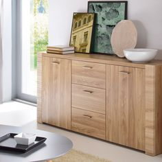 Add understated style to your living room with the Black Red White Raflo Sideboard Cabinet . This sturdy cabinet features four spacious drawers,. Buy Furniture Online, Sideboard Cabinet, Mid Century Modern Furniture, Real Wood, Adjustable Shelving, Red And White, Black, Storage Spaces, Home Furnishings