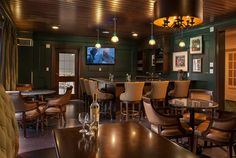Amenities like ORiordans Pub promote community and social interaction, which contribute continued mental alertness and well-being. Photo: Warren Jagger.
