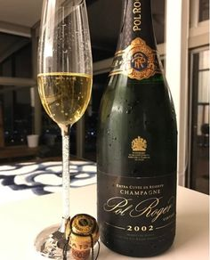 Pol Roger. Extra cuvee de reserve. #Champagne. 2002.  winegram.it share your #wine