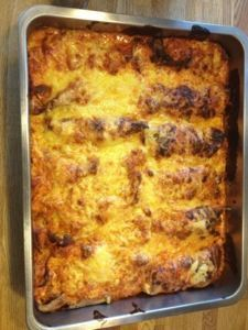 Lavkarbo enchiladas – Synsegulla Lchf, Keto, Low Carb Pizza, Coleslaw, Enchiladas, Lasagna, Low Carb Recipes, Food Porn, Dinner Recipes
