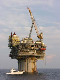 oil rig - Google Search
