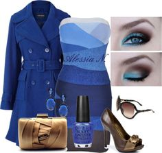 Beauty & Passion: In blue