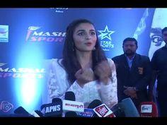 WATCH Alia Bhatt at the grand finale of PRO KABADDI LEAGUE 2015. See the full video at : https://youtu.be/ERArcb45oVo #aliabhatt #prokabaddileague