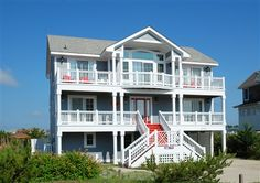 Corolla North Carolina Ocean Hill Neighborhood We Ve Stayed In This House A Few