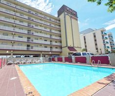 Marjac Suites Virginia Beach (Virginia) Centrally located in the Virginia Beach resort area, this property offers apartment style accommodations facing the beach near all several area attractions, events and activities.