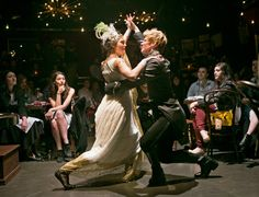 'Natasha, Pierre and the Great Comet of 1812' at Kazino - The New York Times