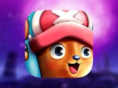 Happy Chopper - One Piece iOS Icon by Gweno