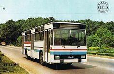 DAC 112 UDM Busses, Retro, Tv, Romania, Television Set, Retro Illustration, Television