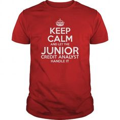 Awesome Tee For Junior Credit Analyst T Shirts, Hoodie. Shopping Online Now ==► https://www.sunfrog.com/LifeStyle/Awesome-Tee-For-Junior-Credit-Analyst-Red-Guys.html?41382