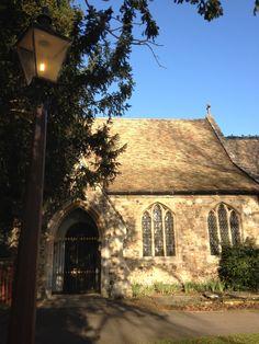 anglo saxon church choices..