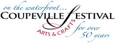 Coupeville Arts & Crafts Festival Whidbey Island 8/11-14/18
